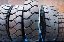 Tires For Forklifts And Electric Vehicles
