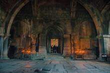 Interior Of The Big Church