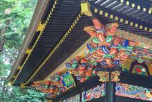 瑞鳳殿 善応殿の装飾