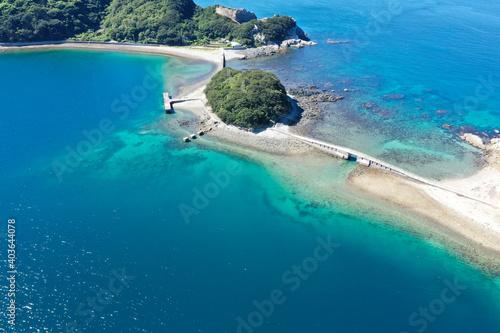Tela 愛媛県八幡浜市 大島の風景