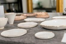おしゃれなソーサー(皿) 陶器類