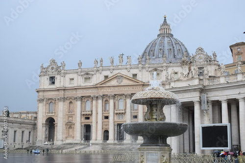 Watykan , włochy  - fototapety na wymiar