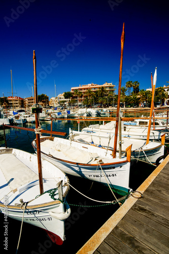 Colonya de Sant Jordi.Mallorca.Illes Balears.España.