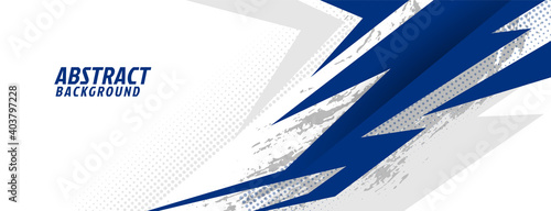 Photo abstract sports racing concept background design