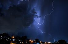 Tempestade Em Belo Horizonte