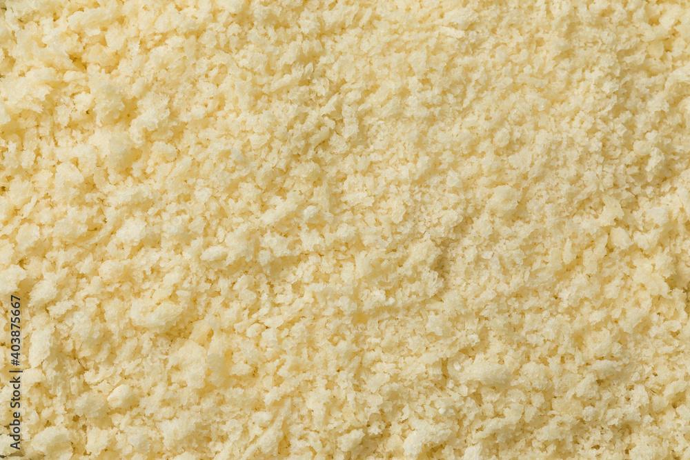 Fototapeta Homemade Panko Bread Crumbs