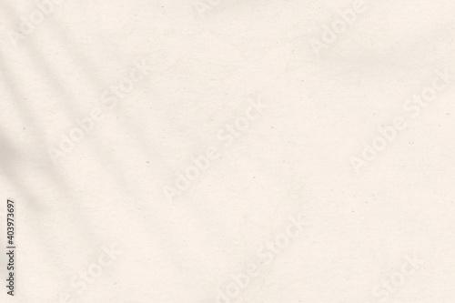 Obraz na plátně Aesthetic shadow beige on texture background