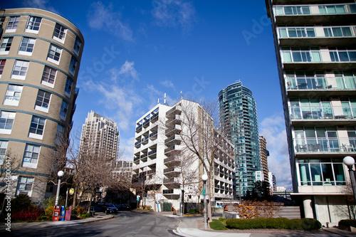 Fototapeta premium Buildings In City Against Sky