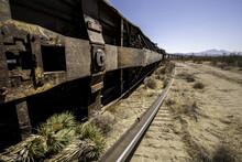 Derailed: Train Car Ov