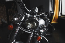 Chrome-plated Motorcycle Parts
