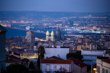 Marseille Vue De Nuit