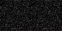 Stylish Organic Background. Seamless Pattern.Vector. スタイリッシュ有機的パターン