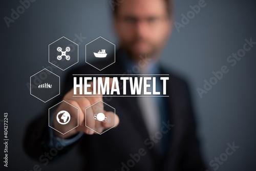 Heimatwelt фототапет