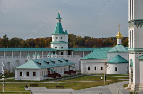Fotografie, Obraz Istra, Russia, Moscow region