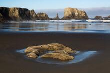 Bandon, Oregon Coastline