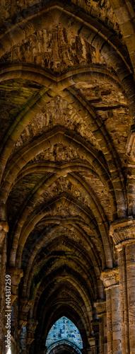 Kirkstall Abbey, Leeds, England