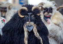 Busojaras Festival In Mohacs