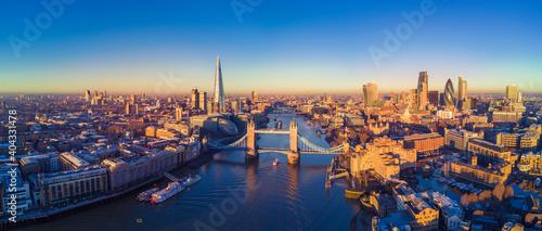 Obraz na plátně London Great Britain