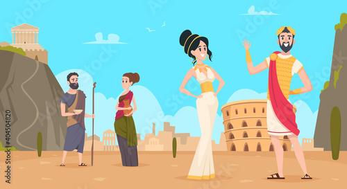 Fotografia Rome background