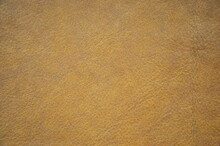 Seamless Brown Leather Texture. Background. Design Of Leather Upholstery Of Furniture.