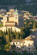 Valldemossa, Sa Cartoixa (cartuja)(s.XIV).Sierra de Tramuntana.Mallorca.Baleares.España.