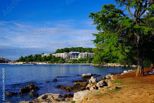 Photo Golden Cape Forest Park, Rovinj, Istria, Croatia