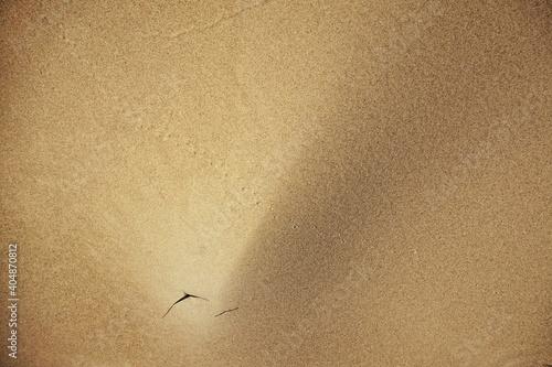Full Frame Shot Of Sand At Desert Fotobehang