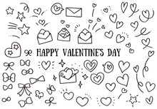 バレンタイン, ハート, バレンタインデー, 手書き, 手描き, アイコン, イラスト, ロゴ, リボン, かわいい, ピンク, 赤, キラキラ, おしゃれ, 2月, 白バック, イベント, 素材, パーツ, マーク, 贈り物, プレゼント, 愛, ベクター, ギフト, コピースペース, カラフル, シンプル, セット, デザイン, ラブレター, 手紙, ホワイトデー, バリエーション, アブスト