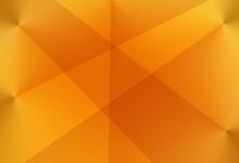 Liquid Golden Sunrise Gradient Triangles And Lines