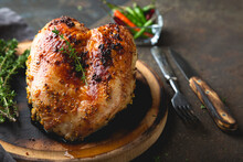 Baked Chicken Breast With Aromatic Herbs