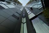 Modern skycraper in Milan, Porta Nuova district, Lombardy, Italy