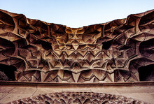 Stunning Muqarnas By Stone In A Mosque [Iran]