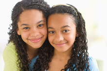 Portrait Of Two Sisters (10-13)
