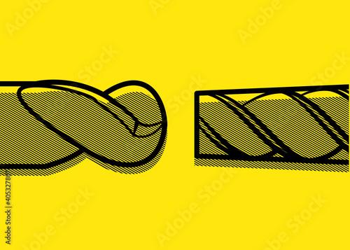Obraz Ilustracja frezów do obróbki skrawaniem CNC - fototapety do salonu