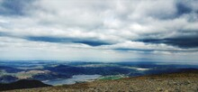 Cloudy View From Skiddaw