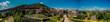 Leinwandbild Motiv Panoramic View Of Historic Building Against Sky