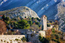 Stari Grad (Old Town), Bar, Montenegro
