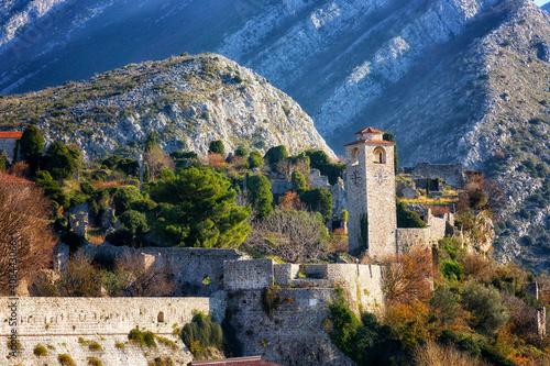 Obraz Stari Grad (Old Town), Bar, Montenegro - fototapety do salonu