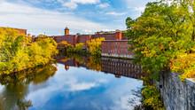 New Hampshire-Nashua-Nashua River