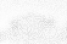 Monochrome Grid Point Pattern, Halftone Grid Background