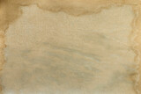Full Frame Shot Of Damaged Brown Paper