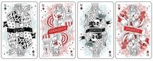 King Playing Cards