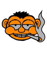 Kiffer Comic Gesicht