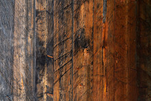 Wooden Rustic Texture Or Background