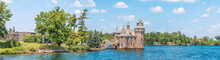 Panoramic View Power House Boldt Castle On Heart Island USA