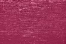 RED Background. Purple Wood Texture. Cracked Mint Paint Texture. Wood Background. Raspberry Sorbet Color