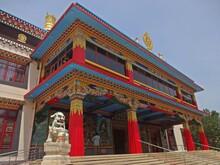 Padmasambhava Buddhist Vihara,karnataka