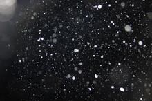 Tombé De Neige La Nuit