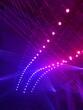 Leinwandbild Motiv Abstract Neon