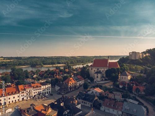 High Angle View Of Townscape Against Sky © artur filipczak/EyeEm